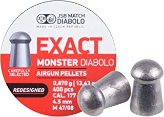 Predator Polymag JSB Redesigned Monster Pellets .177 400 ct.
