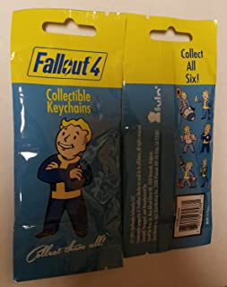 Fallout Keychain Toy Figure