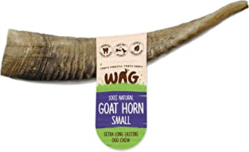 Watch & Grow Food Co Goat Horn Dog Treat, Small