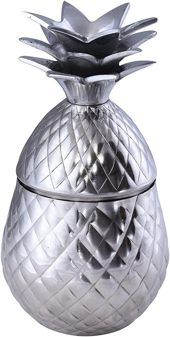 Zap Atlanta Mall Impex Stainless Steel Cocktail Moscow Mu Cup Mule Pineapple Outlet sale feature