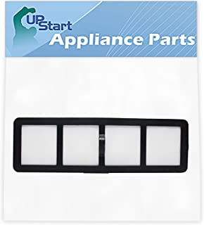 UpStart Battery Replacement for Eureka Airspeed ABS Pet Vacuum HEPA Filter - Compatible with Eureka EF-6 HEPA Filter