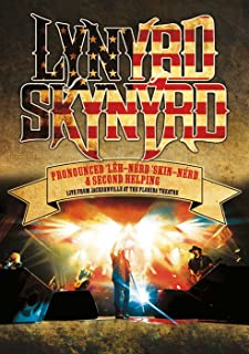 Lynyrd Skynyrd Title: Pronounced 'L h-'nérd 'Skin-'nérd & Second Helping Live From Jacksonville At The Florida Theatre [DV...
