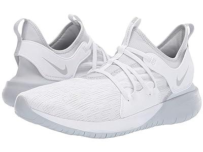 Nike Flex Contact 3 (White/Wolf Grey) Men