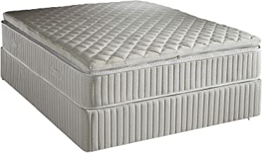Masterbed High Resilient Pad Upper Mattress - H 5 cm x W 90 cm x D 200 cm, White, 2724500104447