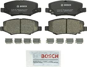 Bosch BC1274 QuietCast Premium Ceramic Disc Brake Pad Set For Dodge: 2007-2010 Nitro; Jeep: 2008-2012 Liberty, 2007-2017 Wrangler; Rear