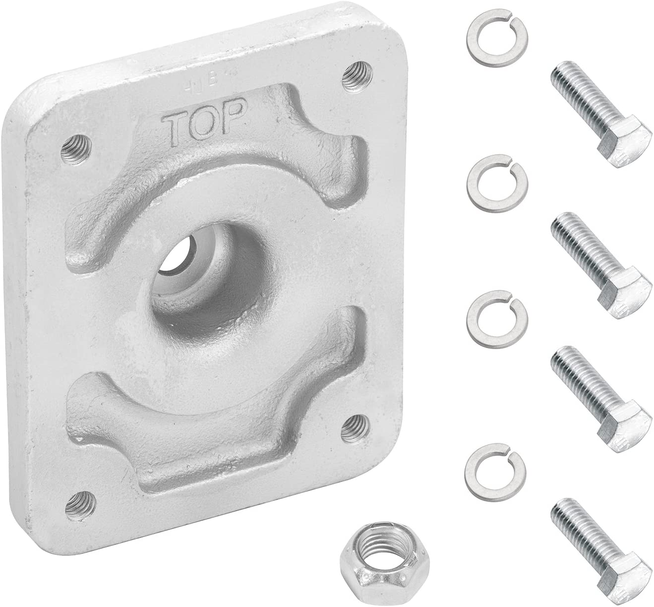 Fulton Portland Mall 500320 XP to F2 Adapter Kit Swivel Mount F for with 4
