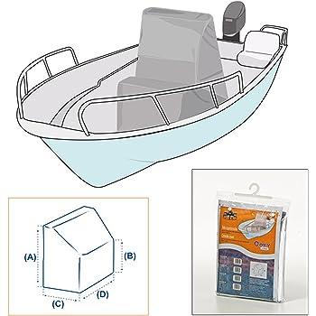 Telo copri testa motore barca copri calandra copritesta nautica