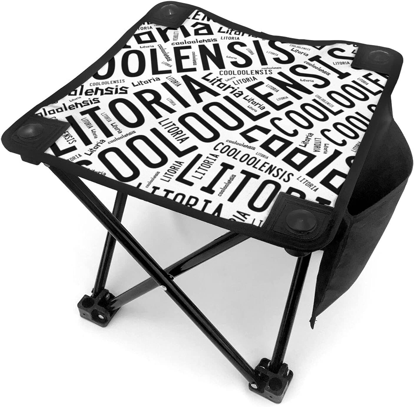 New sales Endangered Species Litoria OFFicial site Cooloolensis Camping Folding Stool Ox