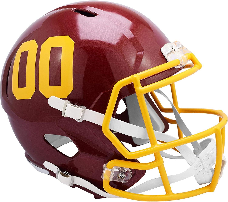 Riddell Washington Max 79% OFF Football Team Speed Replica NFL Helmet - Repl Popular product