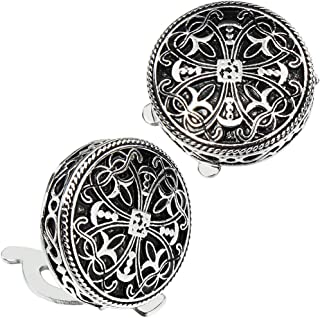 Button Covers for Men - Best Cufflinks Gifts for Wedding Party Business