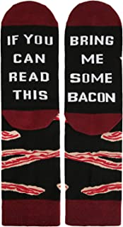 bacon and egg socks