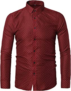 07f2584da5f7 Amazon.com  Food   Drink - Button-Down Shirts   Shirts  Clothing ...