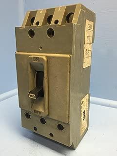 FPE HFJ631200-50C 200A AB Circuit Breaker HFJ Federal Pacific HFJ631200 200 Amp