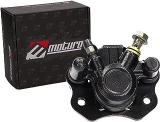 Moturo Bremssattel hinten schwarz Typ 2   M10   für 50ccm bis 250ccm ATV Quad