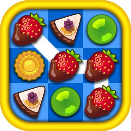 Schokoladen-Spiel: Puzzle Verrückte