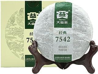 TAETEA 7542 Classic Raw Pu-erh Tea Cake - 150g