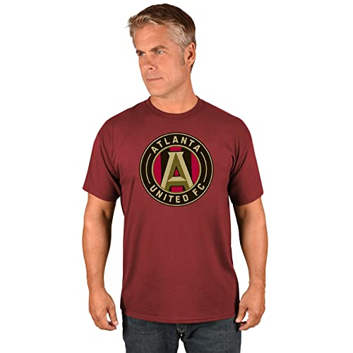 Majestic Atlanta United FC Red Logo T-Shirt