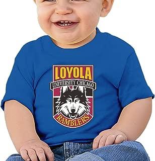 Rambler Custom Newborn Comfortable T-shirt RoyalBlue