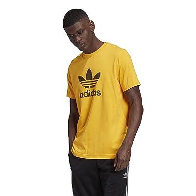 adidas Originals Trefoil Tee (Active Gold) Men