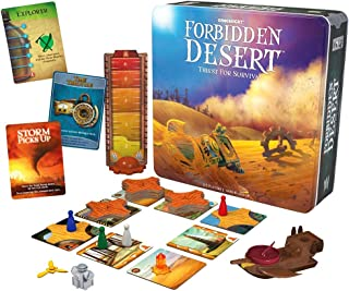 Forbidden Dessert Card Game