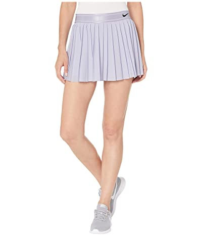 Nike Nike Court Victory Skirt (Oxygen Purple/Black) Women