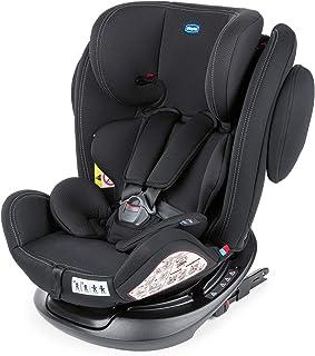 Chicco Unico Plus 0123 - Silla de coche (1 unidad), color negro