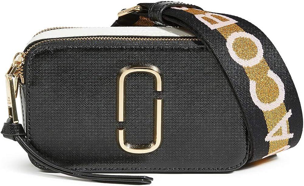 Marc jacobs borsa piccola da donna M0014146-NEWBLACKMU