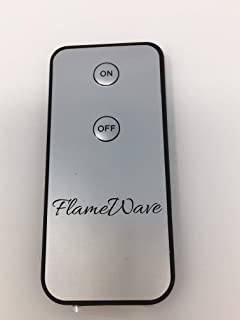 Remote Control for Flame Wave Module