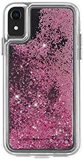 Case Mate Waterfall Back Case for Apple iPhone XR - Rose Gold