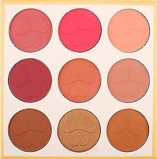 Blusher Palette، Vodisa Natural Make Up Blushing Set Face Sheer Matte Materal Blush Blush، Cheek Base Foundation Pressed Powder Powder Pallet Professional Facial Beauty Face Cosmetic Makeup Blush (5)