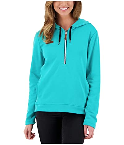 Obermeyer Shawni Fleece Hoodie (Off Tropic) Women