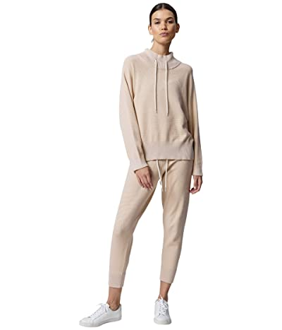 Varley Maceo Sweat 2.0 (Ginger Root) Women