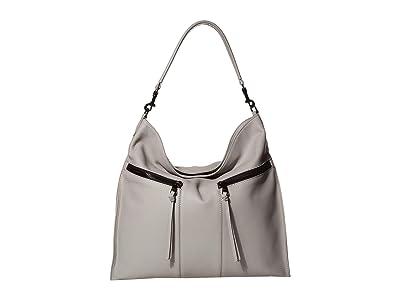 Botkier Trigger Hobo (Silver Grey) Hobo Handbags