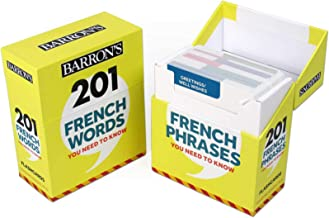 French Words and Phrases You Need to Know (Barron's Foreign Language Guides) (French Edition) PDF