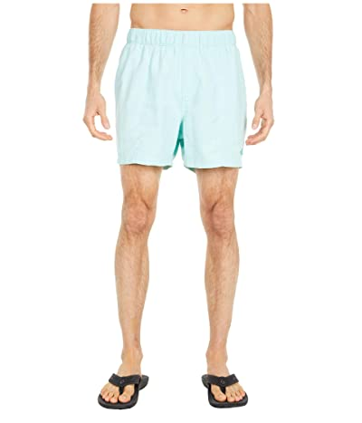 The North Face Class V 5 Pull-On Trunks (Coastal Green) Men