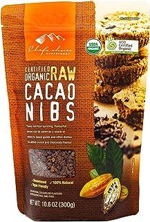 Chef's Choice Raw Organic Cocoa Nibs 300 g