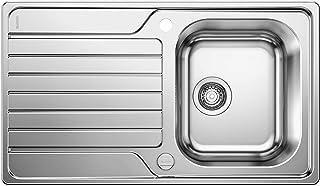 Blanco Dinas 45 S Edelstahl Spülbecken Einbauspüle Küchenspüle 45US