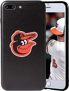"Sportula MLB Phone Case Matching 2 Premium Screen Protectors Extra Value Set - for iPhone 7 Plus/iPhone 8 Plus (5.5"") (Bal..."
