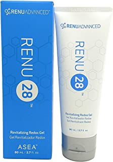 ASEA RENU 28 Redox Skin Care Gel 2.7 fl oz