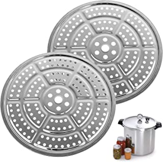 2-Pack 11-Inch Pressure Cooker Canner Rack/Canning Rack Stainless Steel - Compatible with Presto, All-American and More