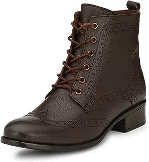 Alberto Torresi Women Narcisa Dark Brown Boot