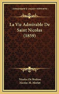 La Vie Admirable De Saint Nicolas (1859)