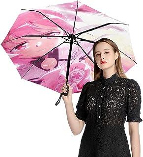 結城友奈 傘 日傘 UV加工 晴れ雨兼用 雨 かさ カサ 雨傘 雨具 メンズ レディース 梅雨 グッズ 梅雨対策 完全遮光