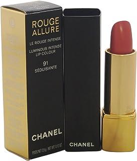 CHANEL Barra de Labios Rouge Allure Lipstick 91 Séduisante 3.5 Gr