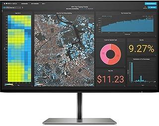 HP Z24f G3 FHD Display 23 بوصة - الدقة: 1920 × 1080 - السطوع: 300 نيت - نسبة التبطين: 16x9 - اتصالات: منفذ العرض 1.2 و HDM...