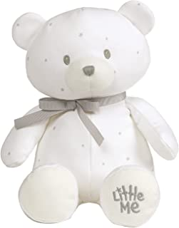 Baby GUND x Little Me Star Pattern Teddy Bear Stuff Animal Plush, 10