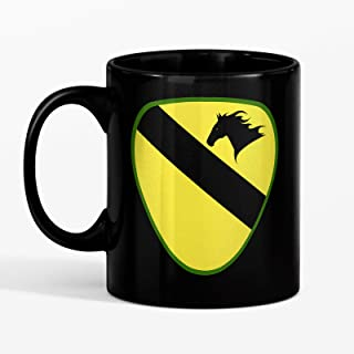 SAYOMEN - 1st Cavalry Division Coffee Mug- 1st CAV MUG 15oz