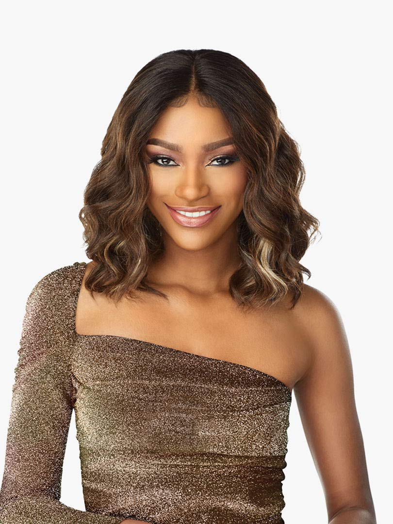 Sensationnel Synthetic HD Limited price Lace Front Max 80% OFF Wig BUTTA UNIT FLAMBOY - 8