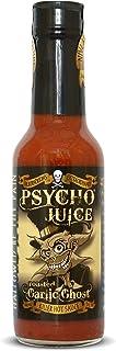 comprar comparacion Psycho Juice pimiento asado fantasma de ajo salsa picante