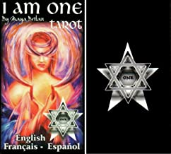 Tarot Cards the I Am One Tarot Deck 78 cards divination tool for psychic readings (English, Spanish and French Edition)